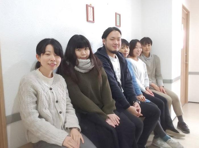 生活訓練施設Lu-chaスタッフ